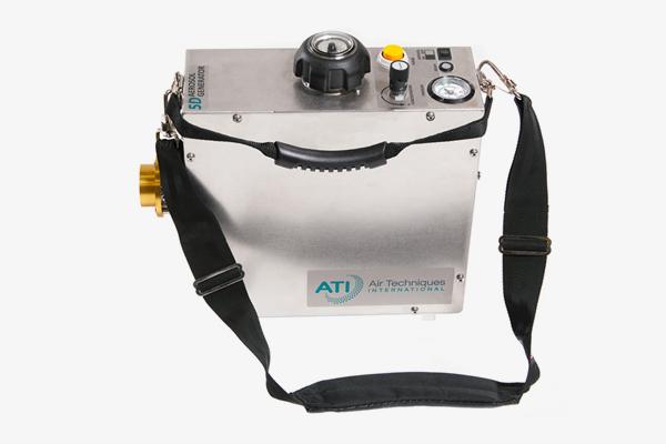 Generatore di aerosol termico per DOP test in ambienti a flusso alto