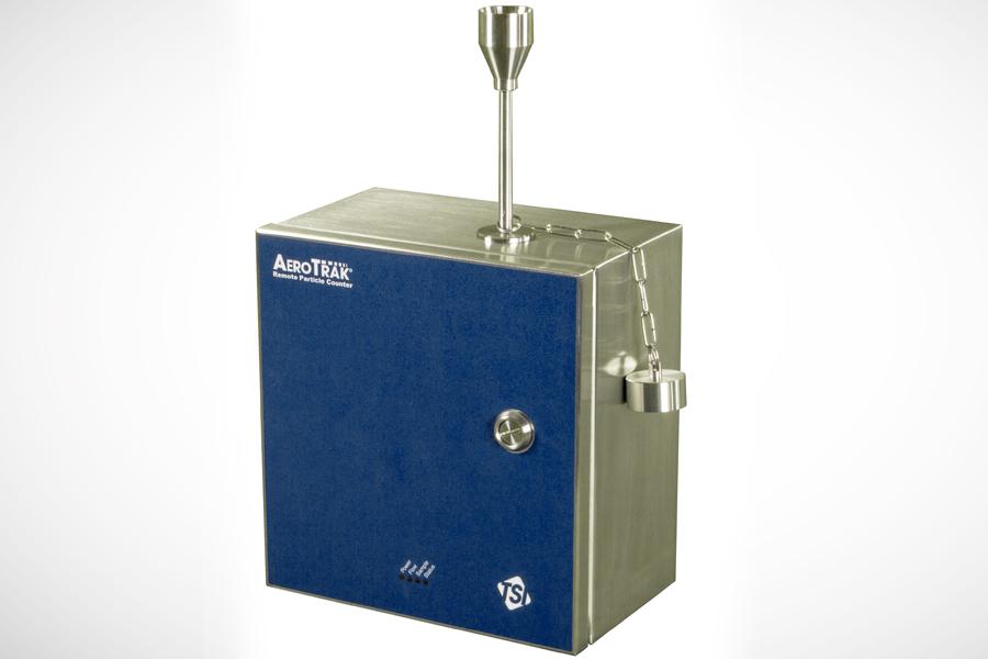 Contatore di particelle remoto con pompa integrata