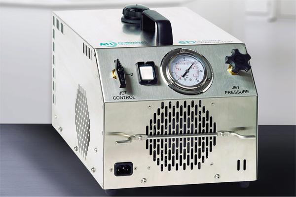 Generatore di aerosol ideale per aerosol sub-micron