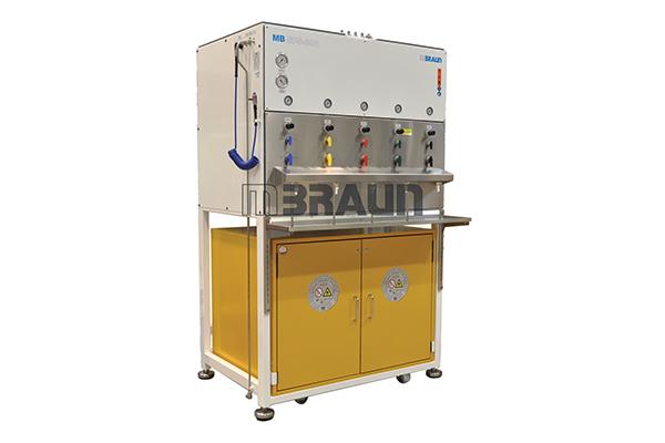 Sistemi di purificazione Solventi (Solvent Purification Systems) MBRAUN
