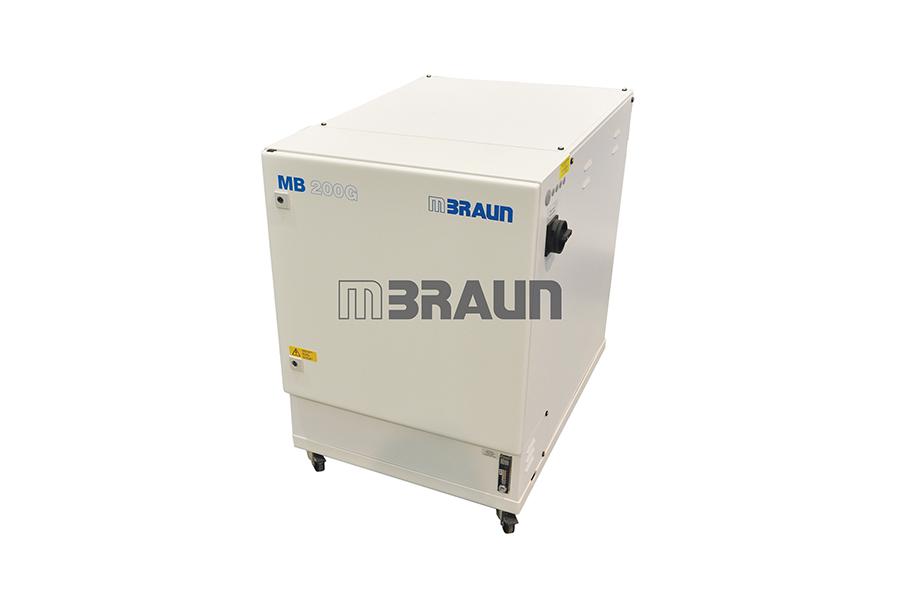 Sistemi di purificazione dei gas MBRAUN