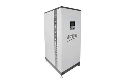 ACTINI Micro (MDS) decontamination system