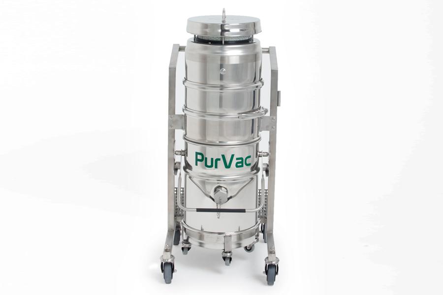 PurVac A-Serie aspiratori per solidi e liquidi