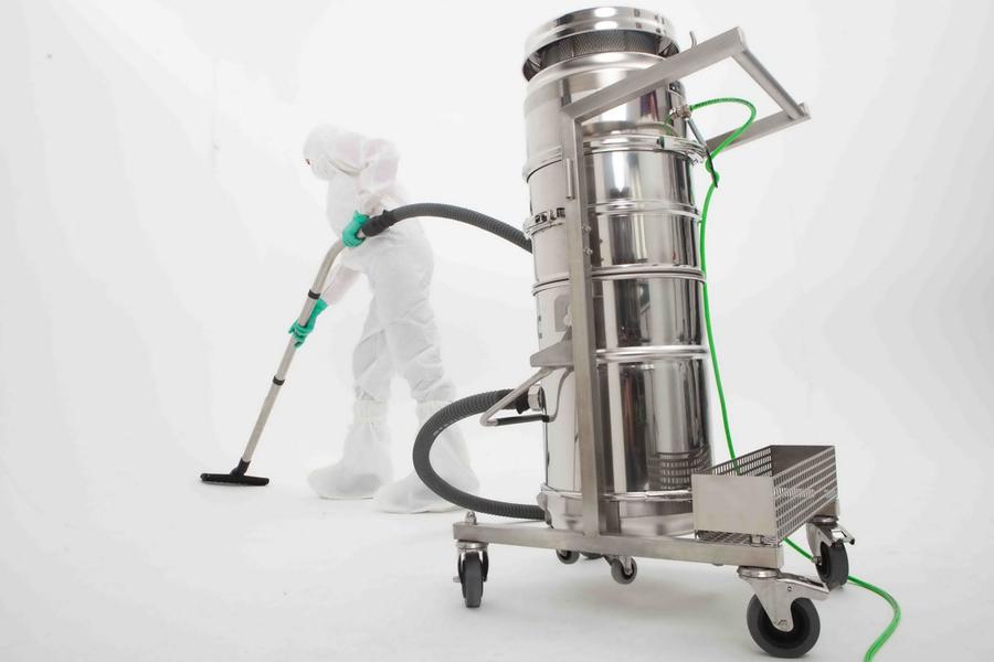purvac aspiratori per solidi e liquidi