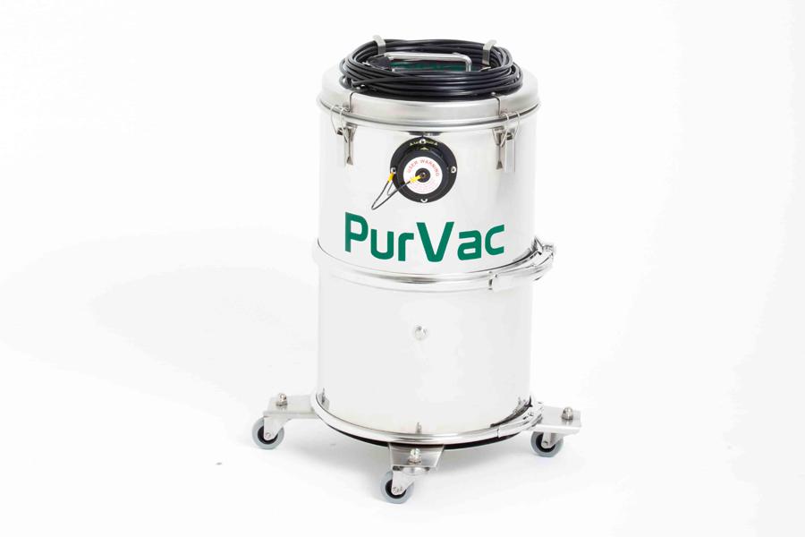 PurVac K-Serie aspiratori per solidi