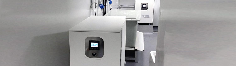Sistemi plug play per decontaminazione termica effluenti