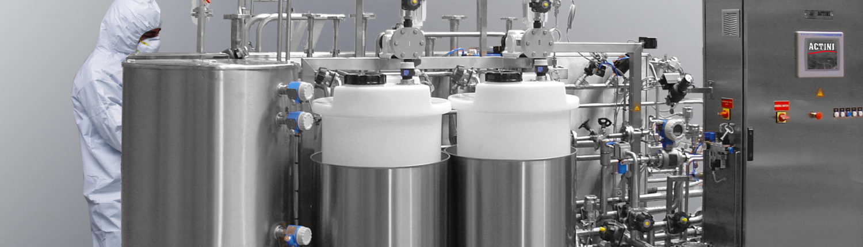 Sistemi per decontaminazione termica effluenti in progetti complessi