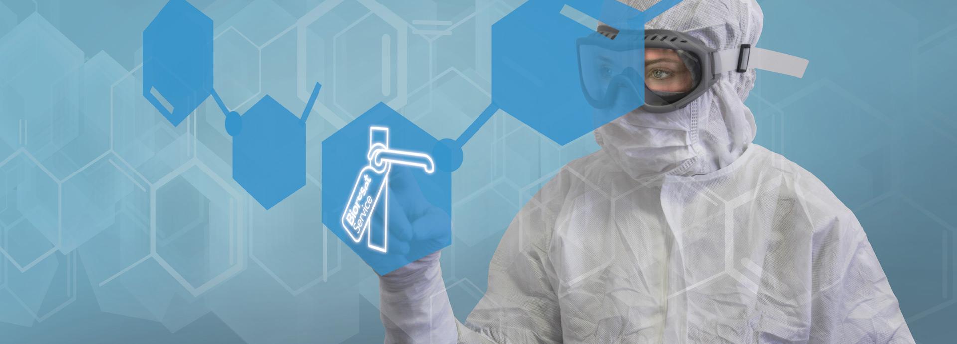 Servizi di biodecontaminazione V-PHP