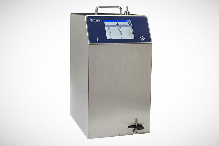 BIOTRAK Real-Time Viable Particle Counter 9510-BD