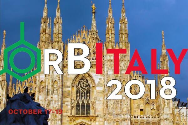 Amira sponsor @ Orbitaly 2018